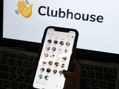 Как искать комнаты в Clubhouse