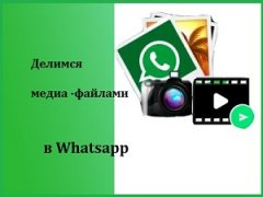 видео по Ватсапу