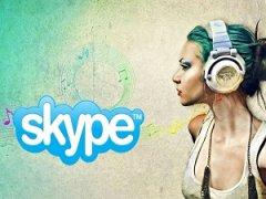 Как транслировать музыку в Скайпе