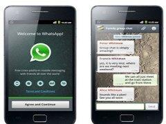Ватсап для телефонов Самсунг