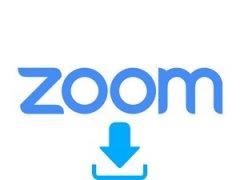 скачать Zoom на компьютер