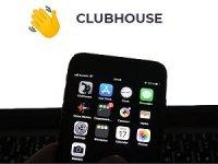 Социальная сеть Clubhouse